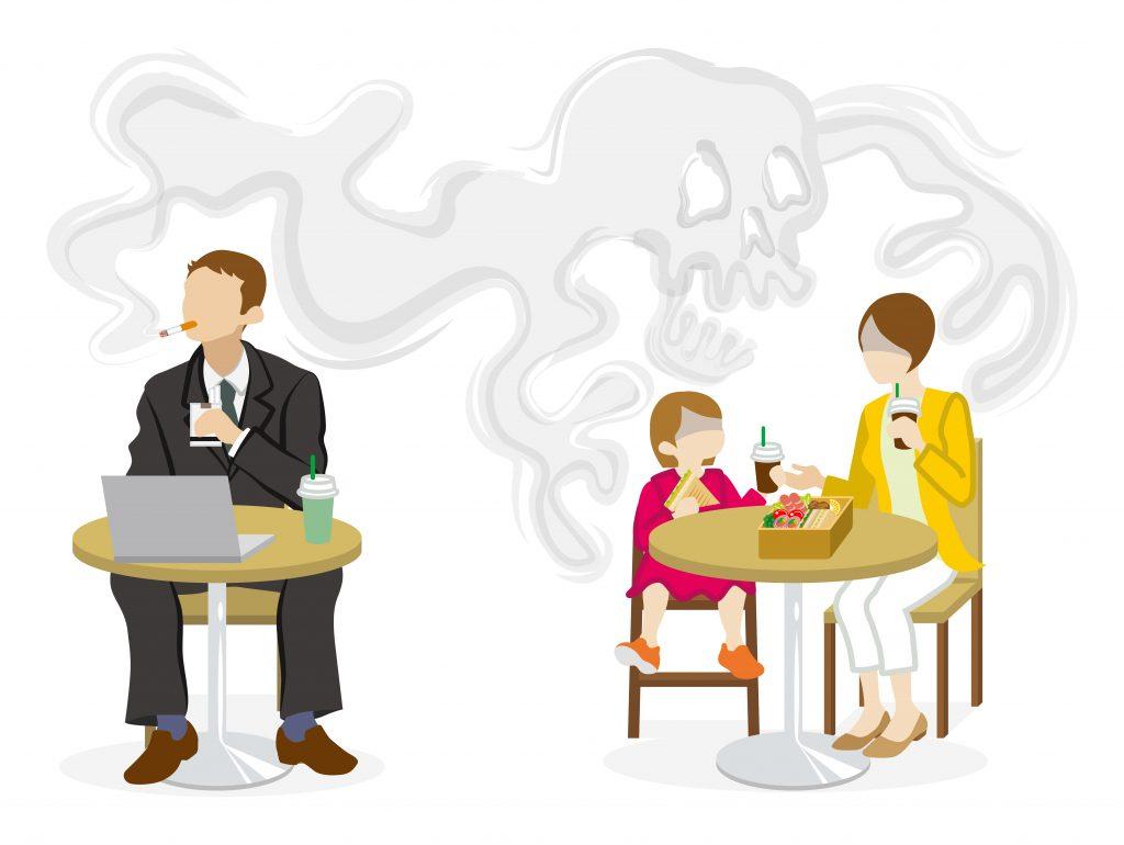 厚労省受動喫煙防止対策助成金